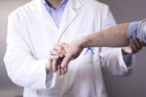 compensation for broken wrist injuries